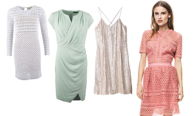 6 vackra klänningar att fynda till sommarens fester
