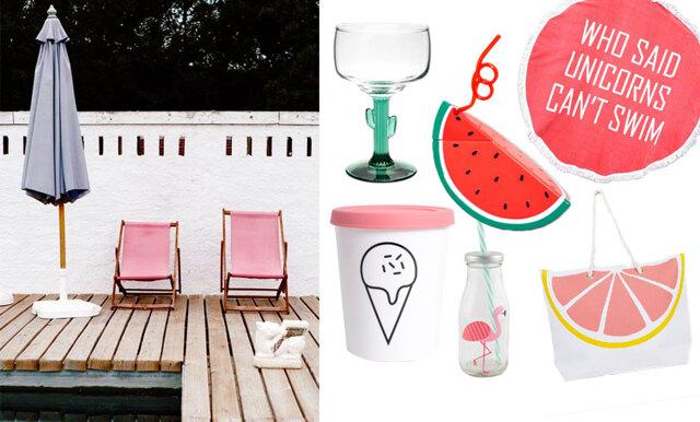 15 lekfulla köp som gör dig redo för lata sommardagar