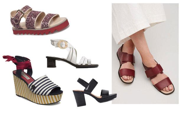 Sommarens snyggaste sandaler – 15 stilsäkra modeller
