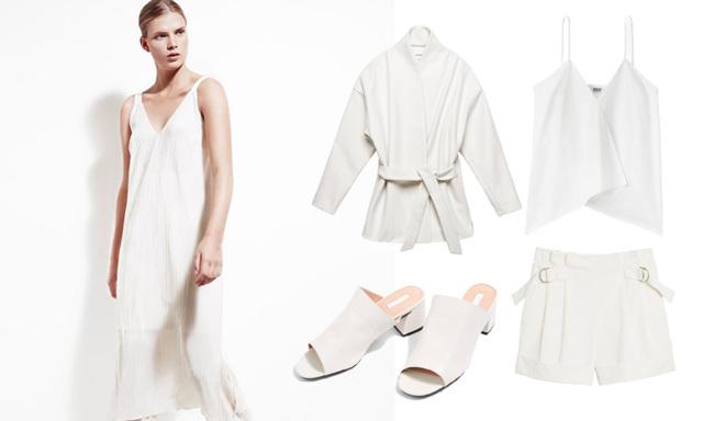 Pamela Bellafesta väljer vitt i sommar - 12 favoriter i butik