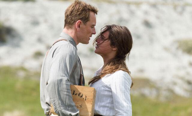 Alicia Vikander och Michael Fassbender blir sambos: