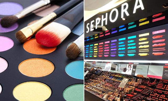 Hurra! Nu lanserar Sephora sin webbshop i Sverige