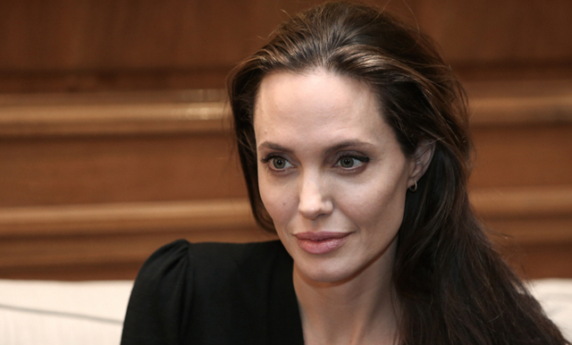 """Angelina Jolie om livet efter Brad: """"Har varit en svår tid"""""""