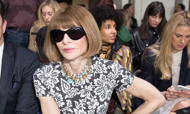 Vogues Anna Wintour dansar loss till Katy Perry i hemlig video