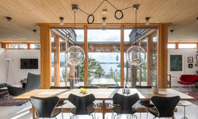 Veckans hem är en arkitektritad dröm – signerad Bengt Lindroos
