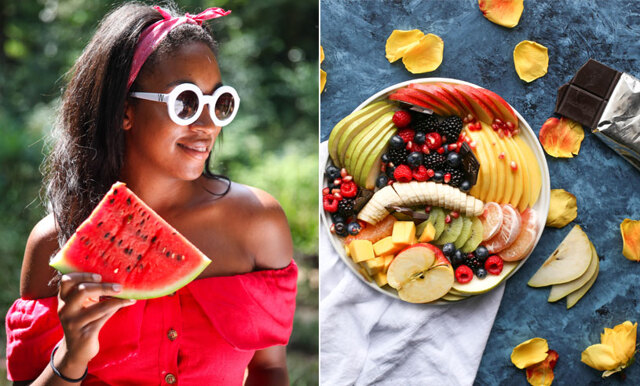 6 tips för dig som vill äta hälsosamt i sommar – och få plats för allt annat som också är gott