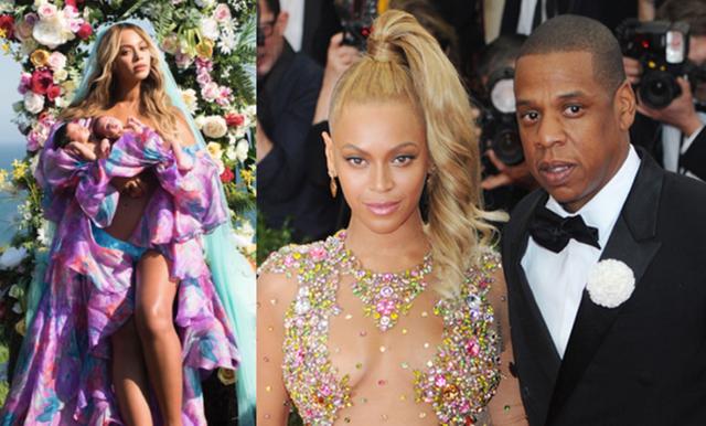Äntligen! Se bilden på Beyoncés nyfödda tvillingar här!