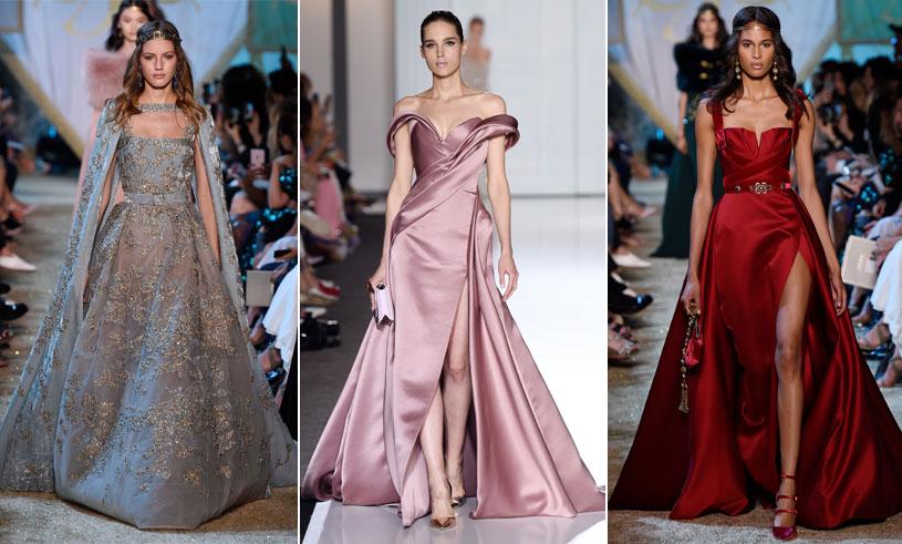 En modedröm! 28 helt magiska klänningar från Paris Haute Couture Week