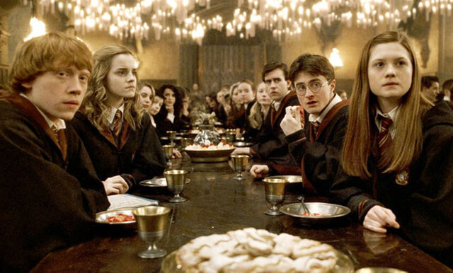 Här kan du äta middag med magisk Harry Potter-inspirerad meny