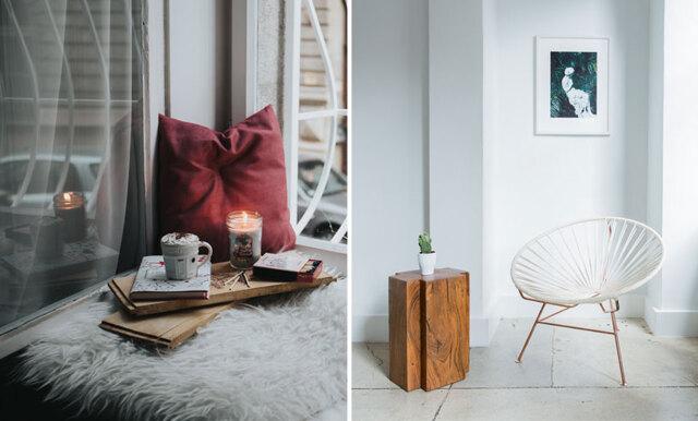 3 saker du ska tänka på när du inreder en liten lägenhet