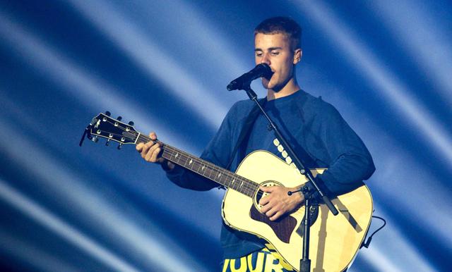 Justin Bieber ställer in världsturnén