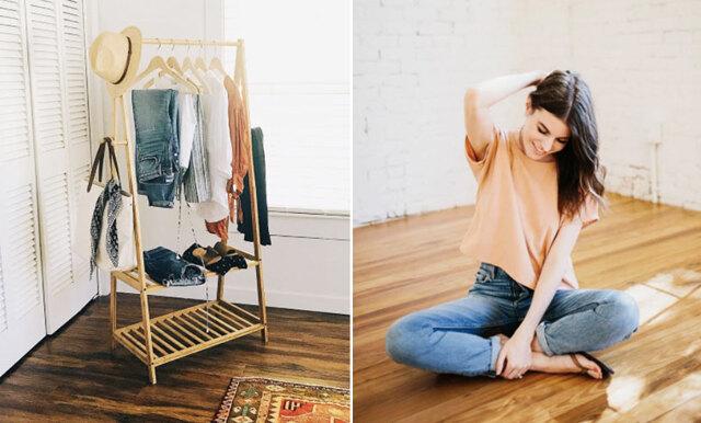 Stilsäker med färre plagg – 7 steg till den ultimata kapselgarderoben