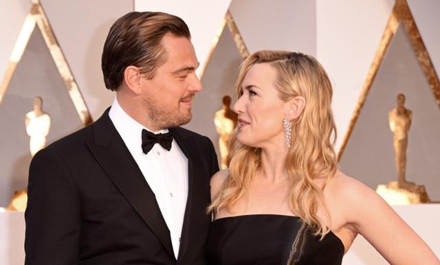 Leonardo DiCaprio och Kate Winslet vill äta middag med dig