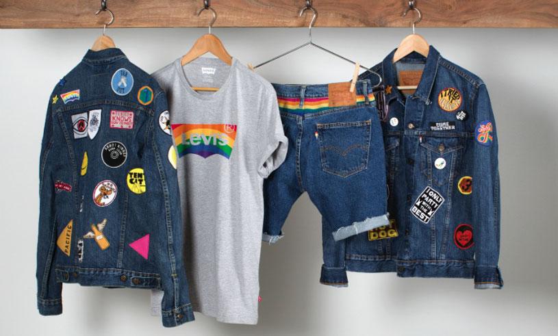 Levi's släpper Pridekollektion – se alla plagg här!