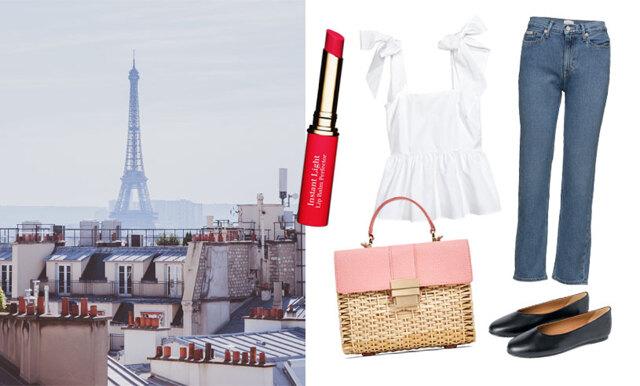 Semesterstilen Paris: Elegant och romantiskt på de franska gatorna