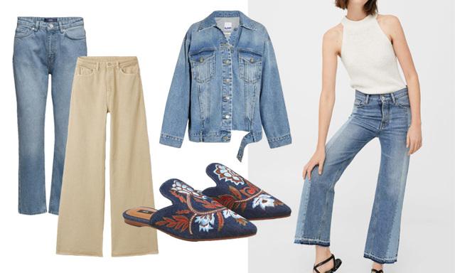 Ljus denim – Pamela Bellafesta guidar dig genom jeansdjungeln