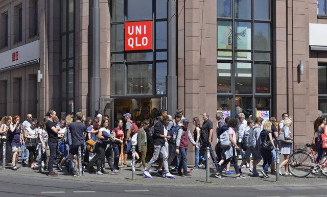 H&M-konkurrenten Uniqlo öppnar butik i Sverige
