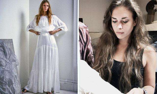 """Designern Diana Orving: """"Jag gör plagg som jag längtar efter"""""""
