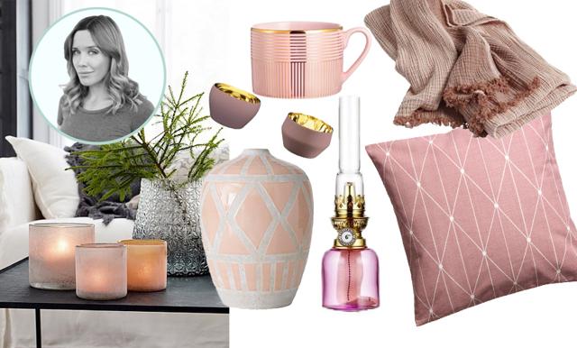 Uppdatera hemmet med nyanser av rosa - 16 stilköp i trendfärgen