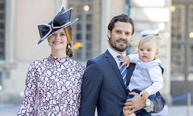 Carl Philip och Sofia utsedda till det vackraste kungaparet