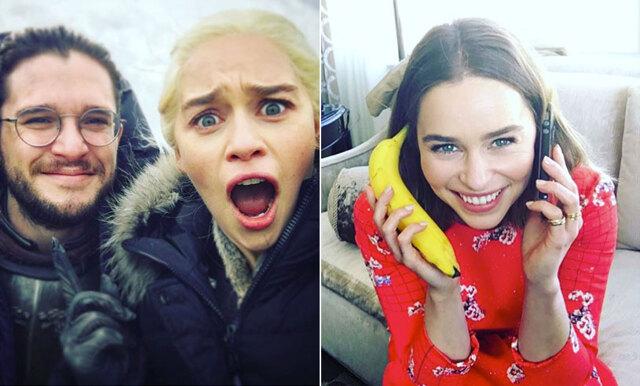 """11 anledningar till varför alla behöver mer Emilia """"Khaleesi"""" Clarke i sina liv"""