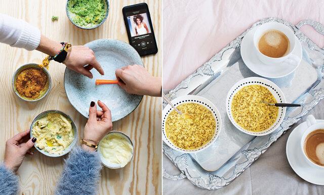 Börja dagen med gurkmeja! 3 recept från populära Food Pharmacy