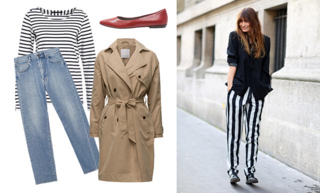 Franska stilen – 9 basplagg som är ett måste i garderoben