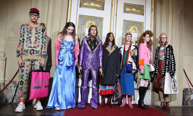 Gucci hetaste modemärket i världen - se hela listan här