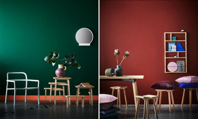 Se alla bilder på Ikea och Hays stilsäkra kollektion