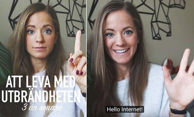 """Isabel Boltensterns liv efter utbrändheten: """"7 symtom jag fortfarande lever med"""""""