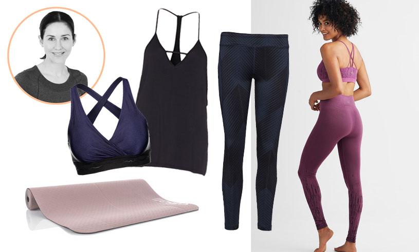 Jennys bästa yogaoutfit – 10 plagg och accessoarer att ta med till studion i höst