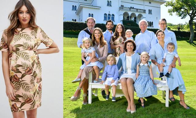 Här kan du köpa prinsessan Sofias budgetklänning