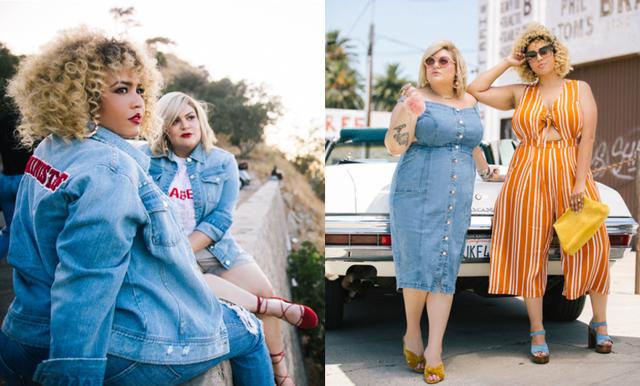 Två av de första plus size-bloggarna släpper klädkollektion