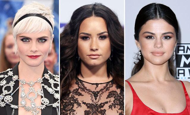 """4 kändisar som pratat om sin psykiska ohälsa: """"Jag fick panikångest innan jag gick upp på scen"""""""