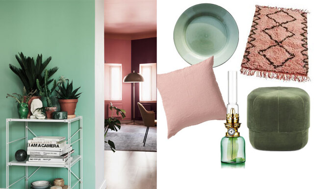 17 köp som bevisar att rosa och grönt är årets finaste kombination
