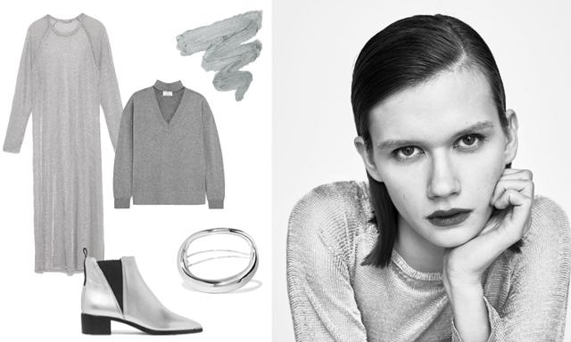 Silver på modet- Pamela Bellafesta ger sina 12 silvriga favoriter i butik