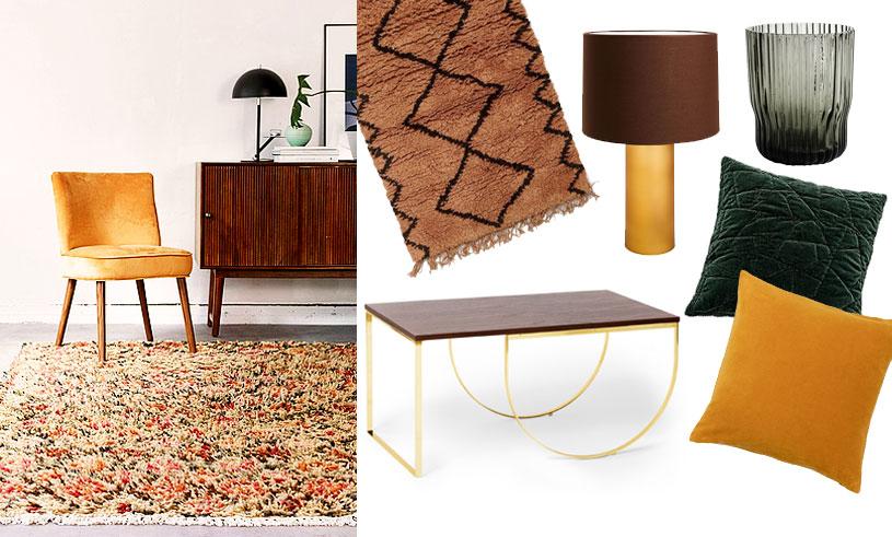 Inspireras av 70-talet – 13 köp som fixar höstens trendigaste stil
