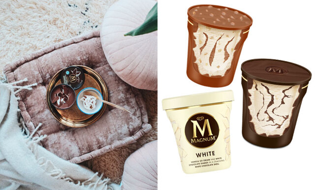Bästa nyheten – nu lanserar Magnum sina klassiska glassar i storpack