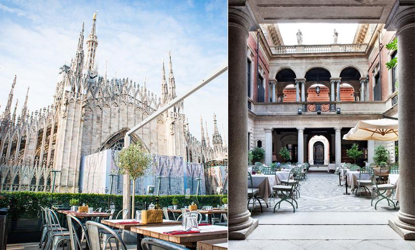 GUIDE: De 7 trendigaste restaurangerna i modestaden Milano