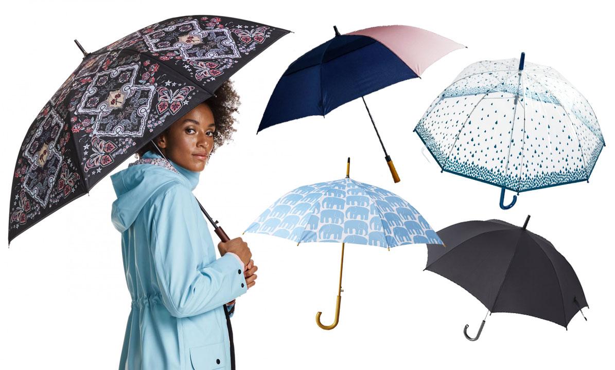 Snygg i regnet – 10 stilsäkra paraplyer som gör det roligare att gå ut i dåligt väder
