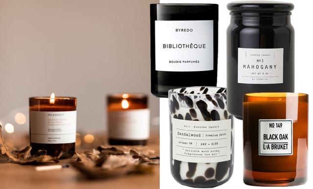9 lyxiga doftljus – perfekta till höstens hemmakvällar!