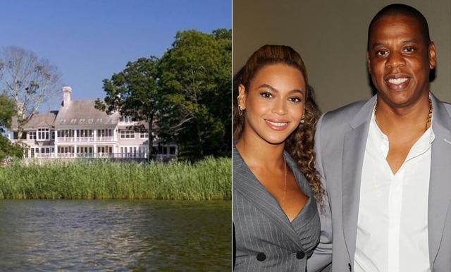 WOW! Beyonce och Jay Z har köpt hus och här kan du spana in det