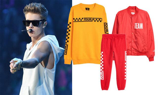 Justin Bieber + H&M = Sant – här hittar du hela kollektionen