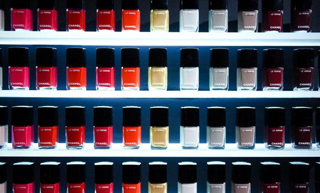 Chanel öppnar egen skönhetsbutik i Stockholm