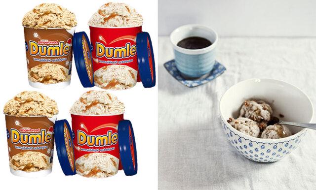 Godaste höstnyheten – nu finns dumlekolorna som glass!