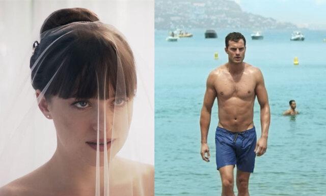Ny teaser för Fifty Shades Freed är här (och Mr Grey är så het!)