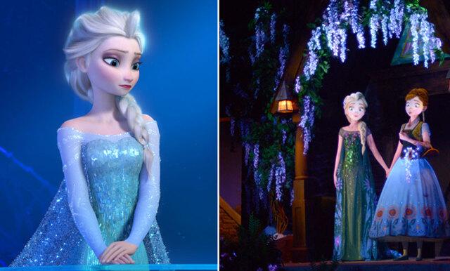 Kan du heller inte få nog av Disneys Frost? Nu kommer musikalen!