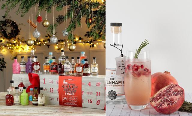 Älskar du Gin & Tonic? Missa inte adventskalendern med 24 smakrika luckor