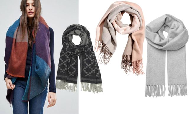 Höstens viktigaste trendköp är halsduken - 16 fina modeller i butik