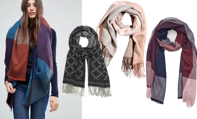 Höstens viktigaste trendköp är halsduken – 16 fina modeller i butik